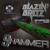 MTG Exclusive Guest Mix By Blazin Broz Danks & DJ Chronic For The Linda B Breakbeat Show On ALLFM On