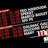 Teo Harouda @ Boogaloo Club, Zagreb - 07.02.2015.