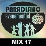 Mix Paradisiac 17 - Novembre 2015