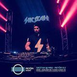 Sikztah @ Petőfi DJ Mix 010 (2015.01.09.)