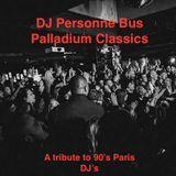 DJ Personne Bus Palladium Classics