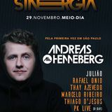 Sinergia Andreas @ Garage Club 29-11-2015