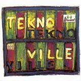 Eric B  guestmix @ Teknoville  (exclusive radio recording)