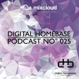 DHB Podcast 025 - Mixed by Giuseppe Castani