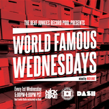 Nick Bike - World Famous Wednesdays [Beat Junkie Radio 07NOV18]