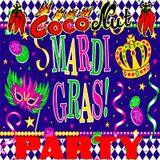 Coco Nut Mardi Gras Party