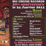 DJ BRONCO - BIG CHEESE 20TH ANNIVERSARY MIX (2014)