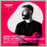 Price Tag Weekly | Liako Records Special (2019.12.07) @ Vicious Radio w/ John Veloudis