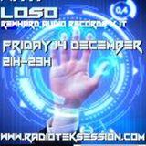 Dario Sorano - TekSession Radio 15-12-2012 With Loso!!!