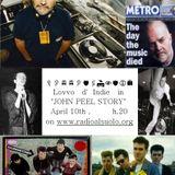 """LOVVO D'INDIE presents """"John Peel Story"""""""