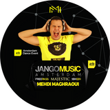 Mehdi Maghraoui Live Mix @ Majestic Amsterdam (ADE 2015 - Amsterdam Dance Event) - Octobre 2015