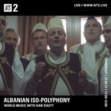 Albanian Iso-Polyphony w/ Dan Shutt - 27th April 2017