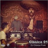 Clasico Volume 1 by DJ Chorizo Funk