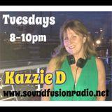 Sound Fusion Radio - Kazzie D - 11th July 2017