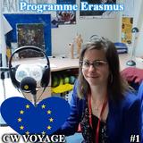 PROGRAMME ERASMUS : Interview de MANON XHENSEVAL responsable du Bureau des Relations Internationales