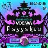 NoiZu - Psyyskuu '19 (recorded live)