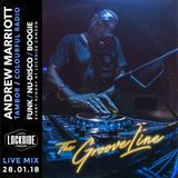 Andrew Marriott (LIVE MIX) - The Groove Line 28-01-18