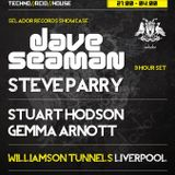 Dave Seaman at 303 present Selador Recordings party @ Williamson Tunnels 23rd Nov 2013