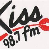Kool DJ Red Alert Spins DanceHall Reggae on 98.7 KISS FM (1990)