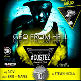 15.08.15 Geo From Hell + Giovi + Dr.Space & Brio + Mapez