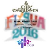 Café esQuisses #11: FILGUA 2016