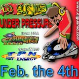 UNDER PRESSURE Reggae Radio Show, February the 4th 2013