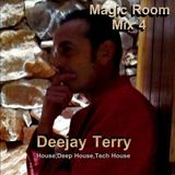 Deejay Terry - Magic Room Mix 4