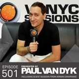 Paul van Dyk's VONYC Sessions 501 – Arman Dinarvand