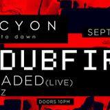 Dubfire - live at Halcyon, San Francisco - 29-Sep-2017