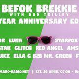 Amseth Befok Brekkie 1st Birthday mix
