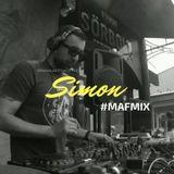 MAFMIX07: Simon @ Synthesis Sörpiknik 2018.06.16. Deep House Melodic Techno