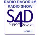Support4Dacorum Volunteer Centre Dacorum show with Nadine H1 03/07/2017 2pm