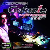 """DEEPCRASH in """"Galaxie Radio"""""""