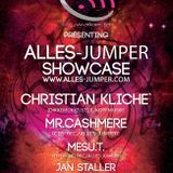 Christian Klichè Live @ alles-jumper Showcase 12.04.14