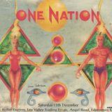 LTJ Bukem One Nation 'Under A Groove' Roller Express 11th Dec 1993
