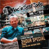 Mac's SoulCafe, Vol.23 - 2 hour special only on preciousradio.com