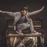 Marco Benevento - The Gleason Room Backstage at The Fillmore - Miami Beach, FL - 2018-5-19