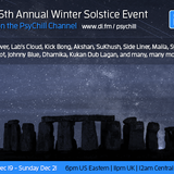 Johnny Blue @ DI Winter Solstice 2014