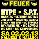 S.P.Y & Lowqui @ Carnival Fever 2013