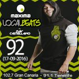 Maxima Local Beats by Ray Castellano 92 (17-09-2016)