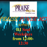 #BLESSEDINTHECITY #PRAISEPOWERMIX JUST GET UP AND DANCE
