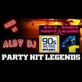 Party Hit Legends Vol 4 Megamix - The Best 90's Hits Songs