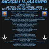 Digitally-Mashed Return To The Jungle Show live on www.globaldnb.com 21-11-11