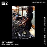 Get Grimy w/ Erica Kane & Dela - 26th July 2017