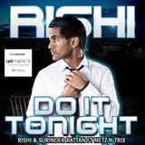 Rishi Live @ All Fm with Gorilla Chilla & Dj Rav every Wednesday 1-2 Pm 6/2/13