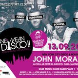 John Morales b2b KidPariz ++ Live at We Mean Disco!! September 2015 in Vienna