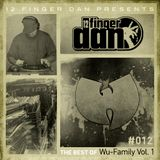 12 FINGER DAN Best of Series Vol. 12 (WU-FAMILY VOL. 1)