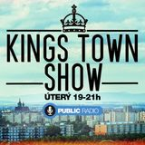 Kings Town Show@ Public Radio 13.1.015 w/ Enrico from Wavedub sound /IT/