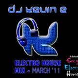 Electro House Mix - March 2011