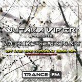 Yutaka Viper pres. Matrix Sessions 034